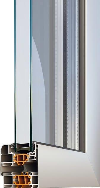 Finestra in alluminio smartia m11500 alumil for Finestra in alluminio