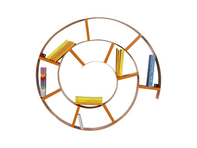 Suspended plate CD rack SNAIL - KARE-DESIGN