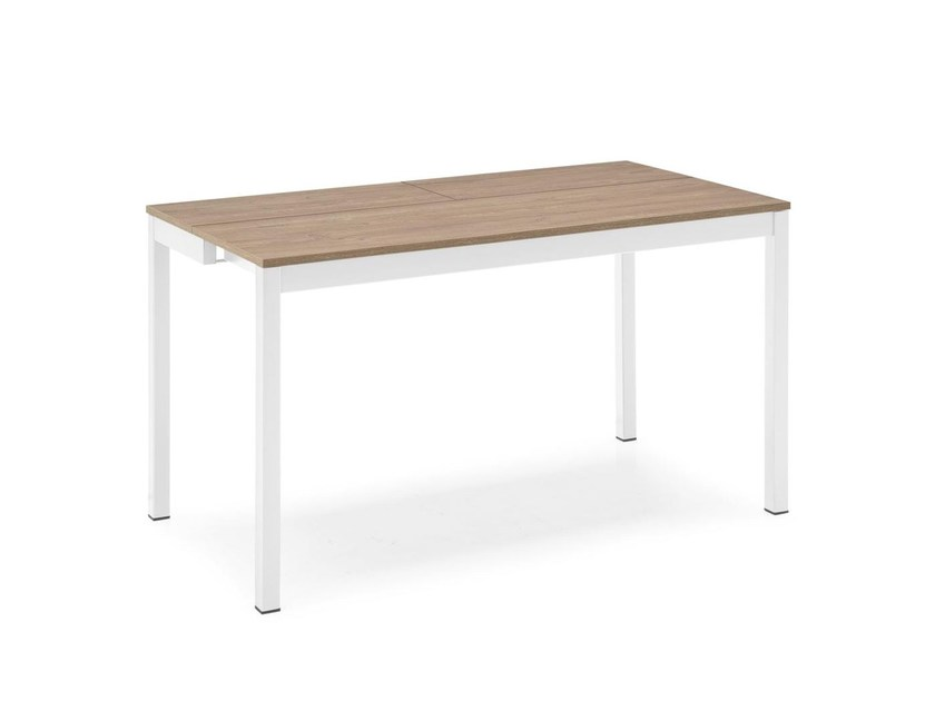 Extending rectangular console table SNAP | Console table - Calligaris