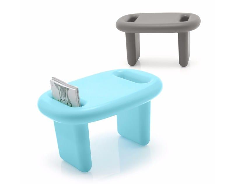 Polyethylene stool / coffee table SNOOP - B-LINE