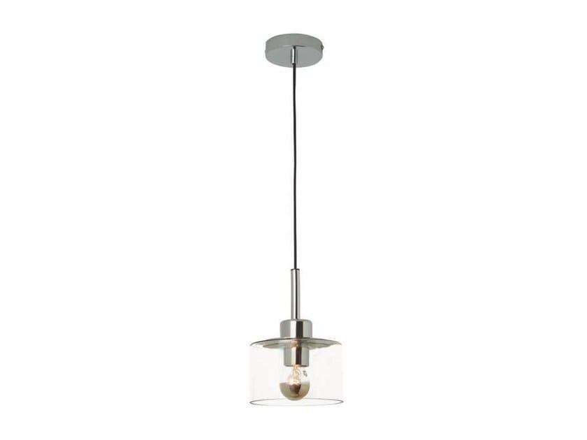 Glass pendant lamp SNOWFLAKE   Pendant lamp - Aromas del Campo