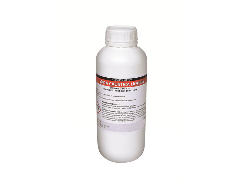 Surface cleaning product SODA CAUSTICA LIQUIDA by EDINET