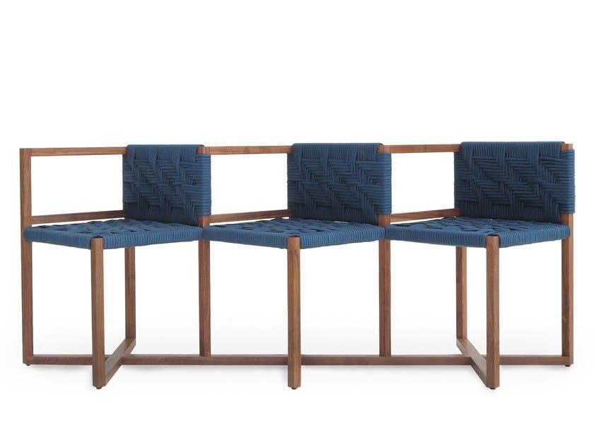 cotton small sofa sofa by efasma design bureau de change architects. Black Bedroom Furniture Sets. Home Design Ideas