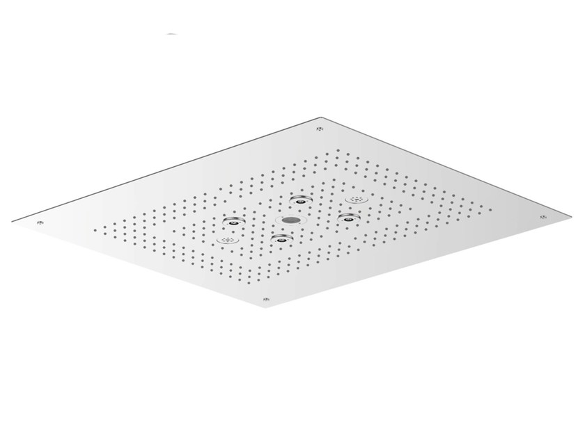 Built-in 3-spray overhead shower DBX117CAVE | 3-spray overhead shower - TOTO