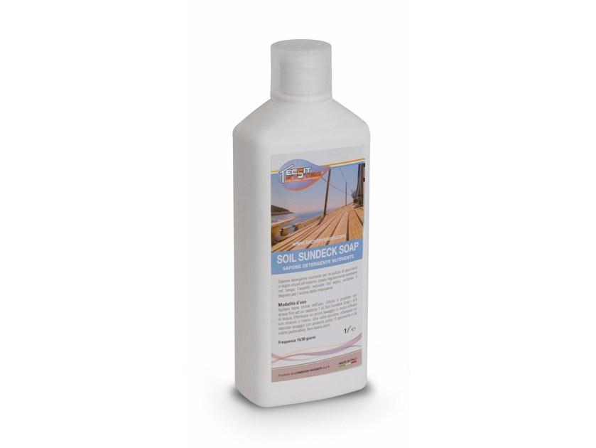 Surface cleaning product SOIL SUNDECK SOAP® - Tecsit System®