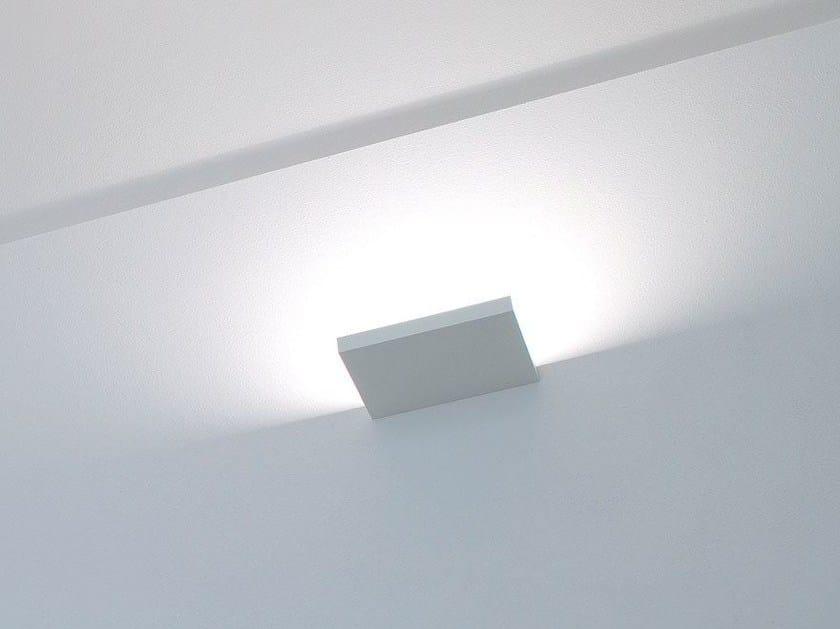 Metal wall lamp SOL 2 - DAVIDE GROPPI