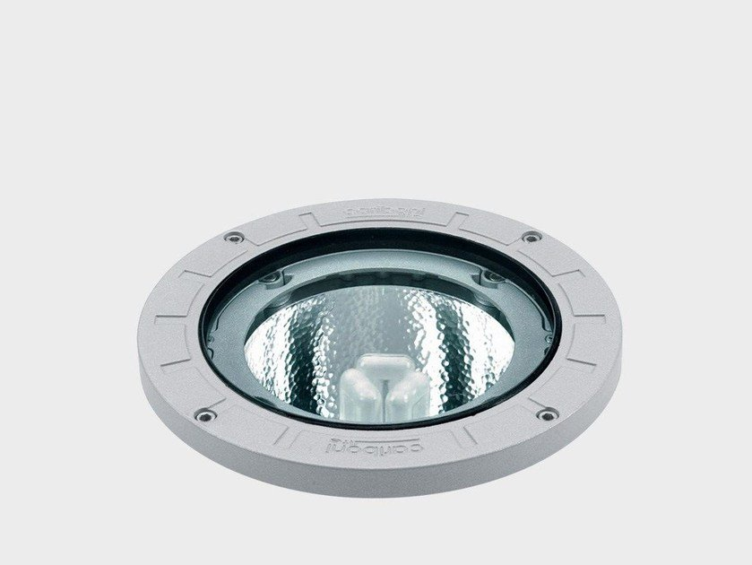 LED walkover light steplight SOL DRIVE OVER RECESSED by Cariboni group