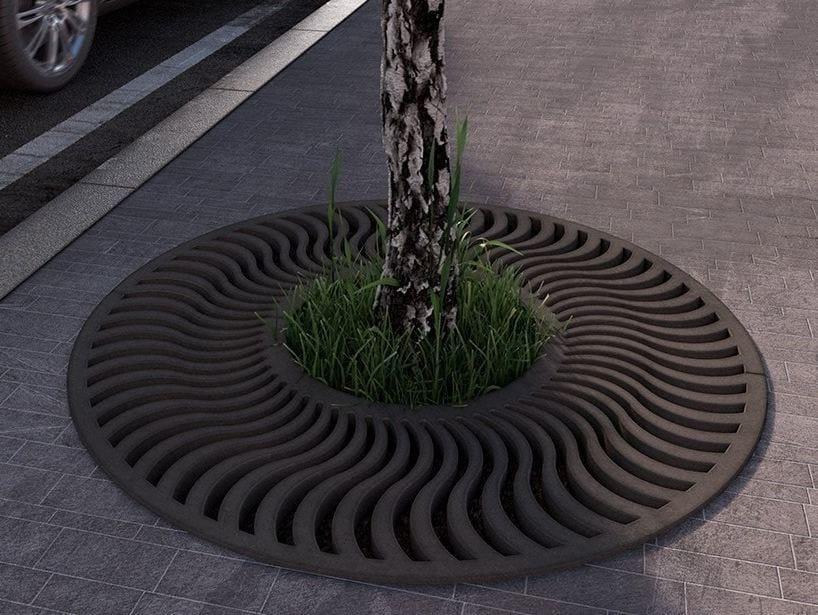 Tree grill SOLAR - Bellitalia