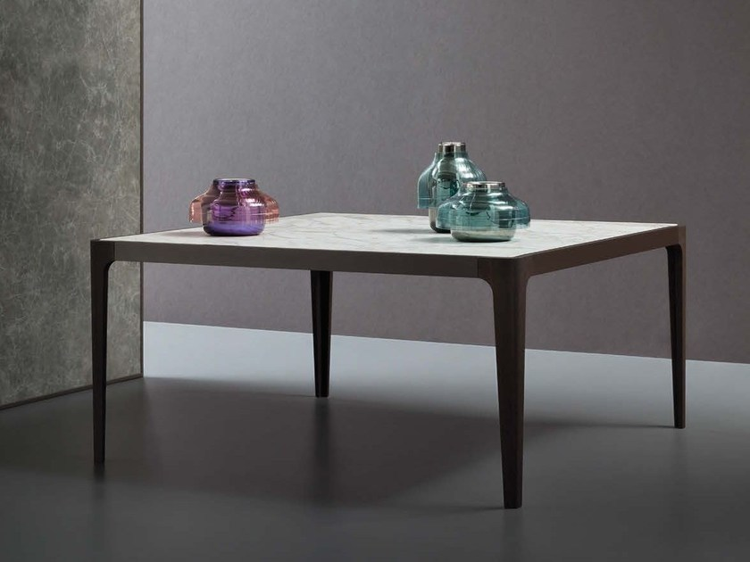 Rectangular table SOLIDA | Table - Natevo
