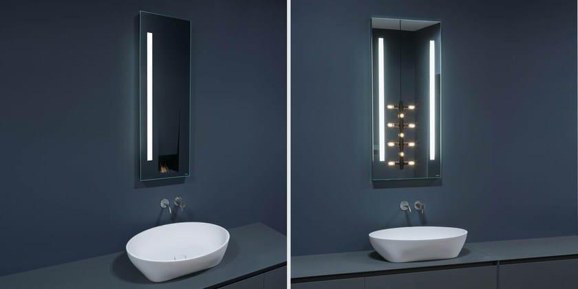 Lavabo da appoggio in Cristalplant® SOLIDEA - Antonio Lupi Design