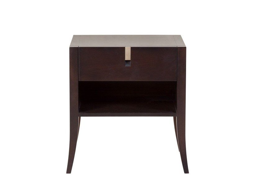 Rectangular wooden bedside table JUBILEE | Bedside table - SELVA