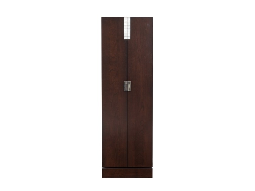 Wooden wardrobe SOLITAIRE | Wardrobe by SELVA