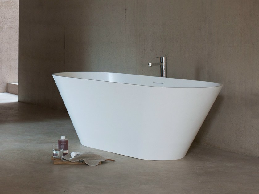Freestanding oval bathtub SONTUOSO | Bathtub - Polo