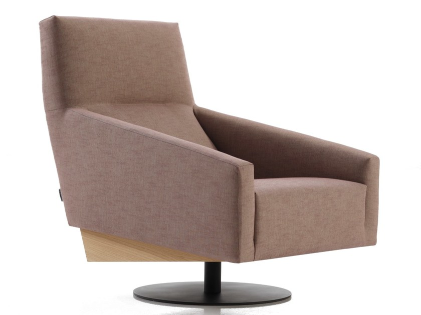 Fabric armchair SOUL | Armchair by SANCAL