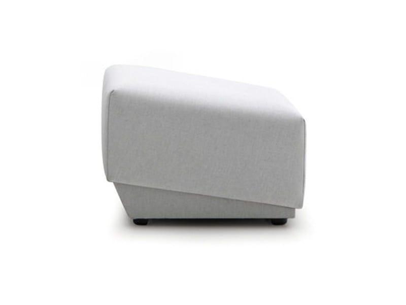 Fabric footstool SOUL | Footstool - SANCAL
