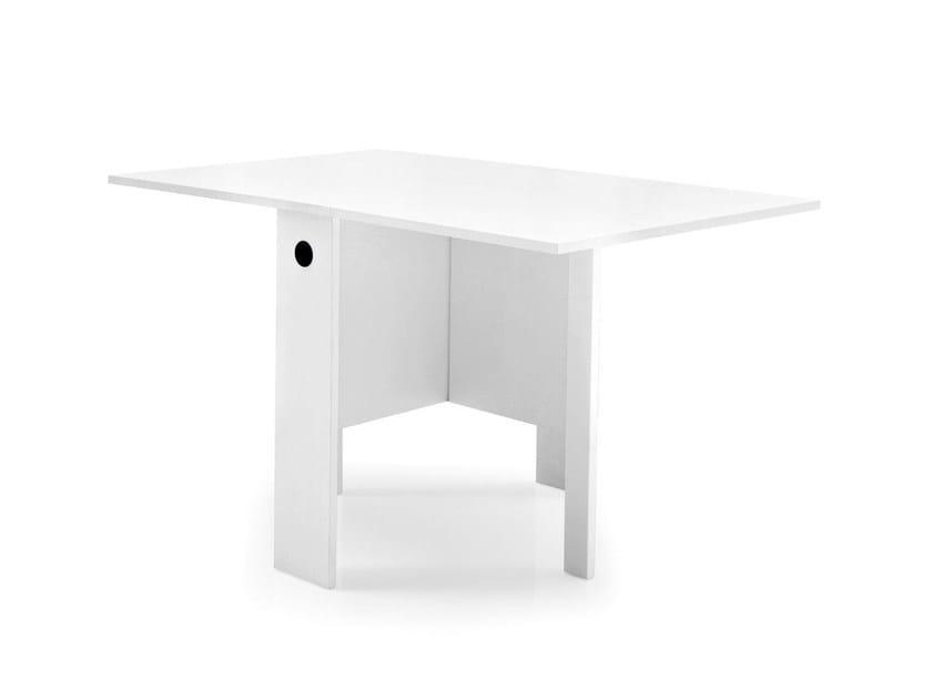 Folding kitchen table SPAZIO - Calligaris