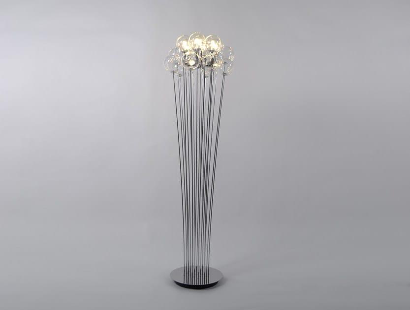 Halogen floor lamp SPHERE | Floor lamp - SP Light and Design