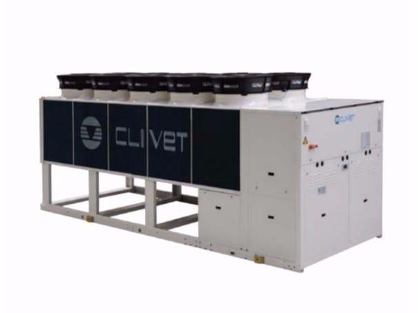 Heat pump / Water refrigeration unit SPINchiller³ - Clivet