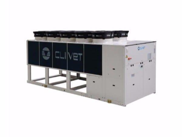 Heat pump SPINchiller³ MF - Clivet