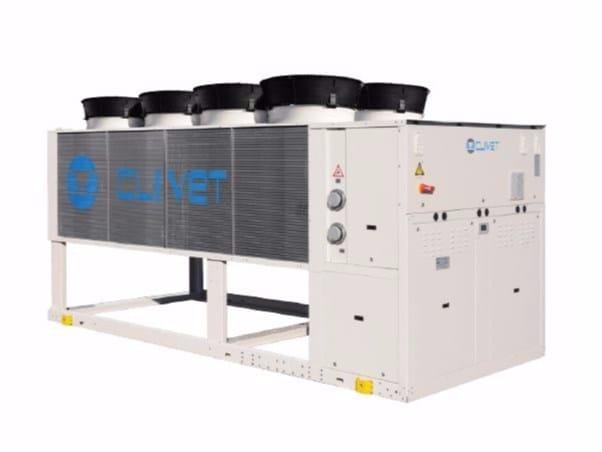 Water refrigeration unit SPINchiller³ Superior - Clivet