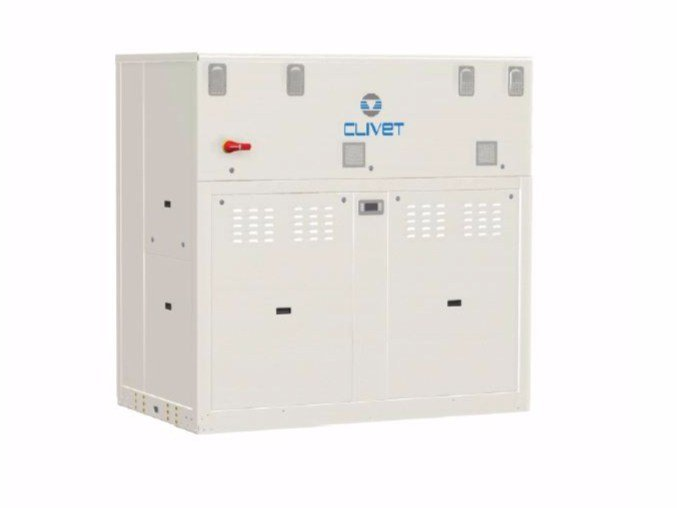 AIr refrigeration unit SPINchiller³ Water - Clivet