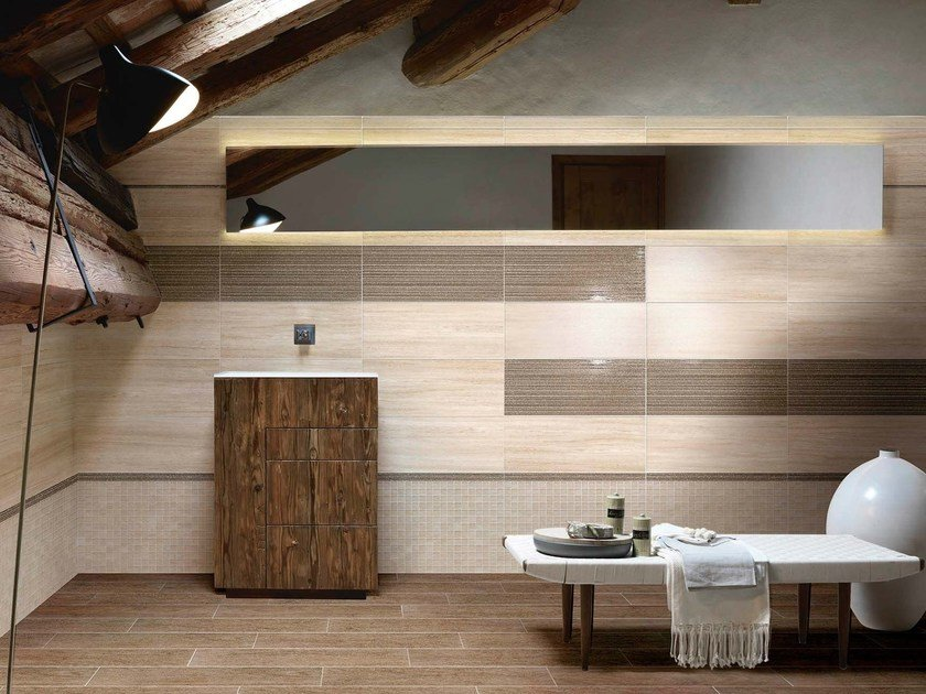 Double-fired ceramic wall tiles SPLENDIDA MAT by CERAMICHE BRENNERO