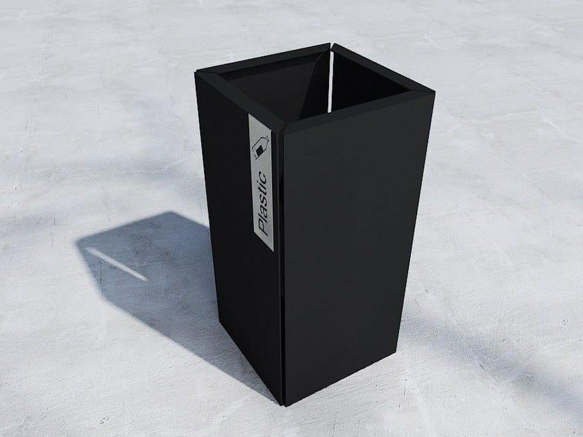 Outdoor waste bin SPLIT - SIT