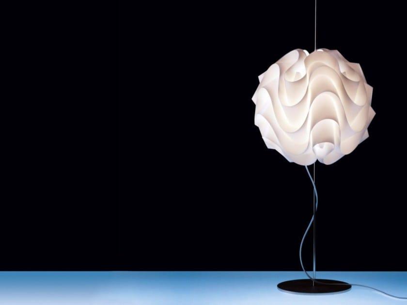 Table lamp / floor lamp SPUMONE T - DAVIDE GROPPI