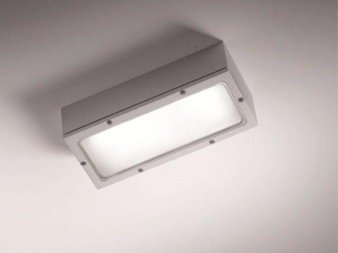 Aluminium ceiling lamp SQUADRA TR - BEL-LIGHTING