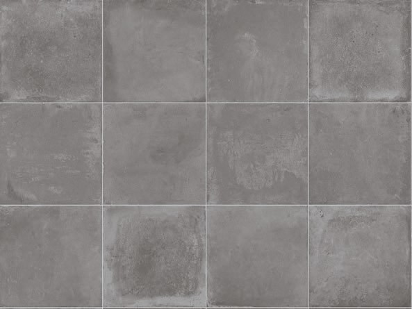 Full-body porcelain stoneware wall tiles / flooring SQUARE District - Italgraniti
