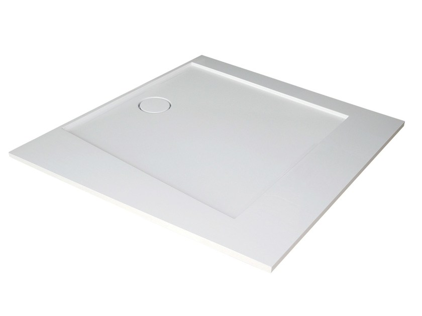 Custom Pietraluce® shower tray SQUARE | Shower tray - Technova
