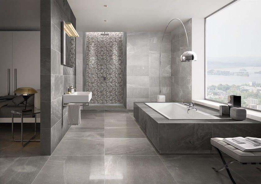 Vasca da bagno in quaryl squaro edge 12 vasca da bagno - Villeroy boch bagno ...