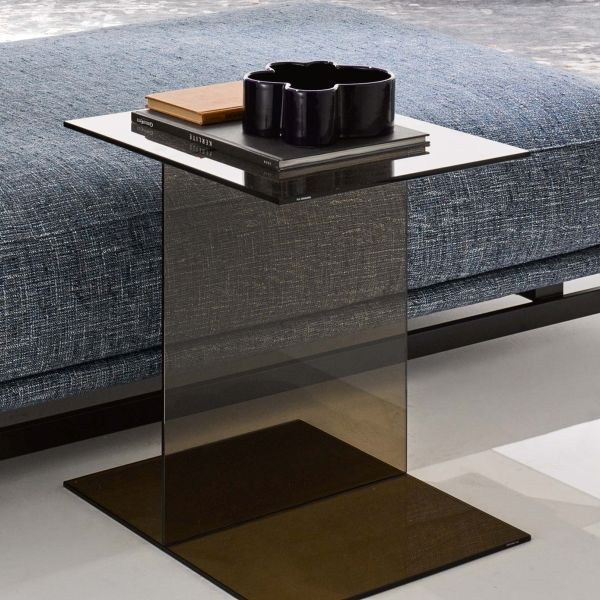 Contemporary style glass coffee table for living room ST. GERMAIN | Glass coffee table by Ditre Italia