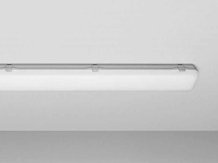 LED polycarbonate ceiling lamp ST120 - NOBILE ITALIA