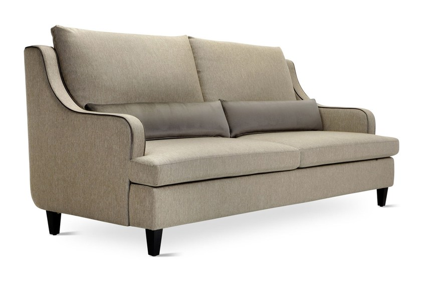 2 seater leather sofa ST147 | 2 seater sofa - Domingo Salotti