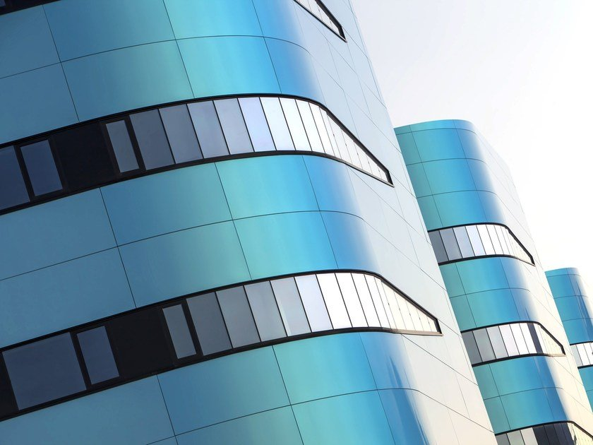 Composite material facade panel STACBOND®FR by STAC
