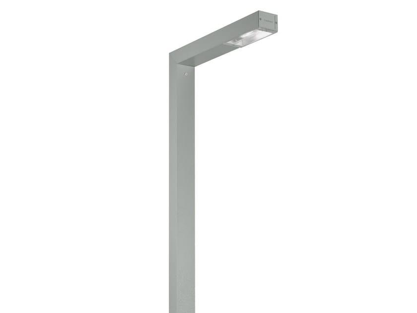 Extruded aluminium garden lamp post STALK | Garden lamp post - Linea Light Group