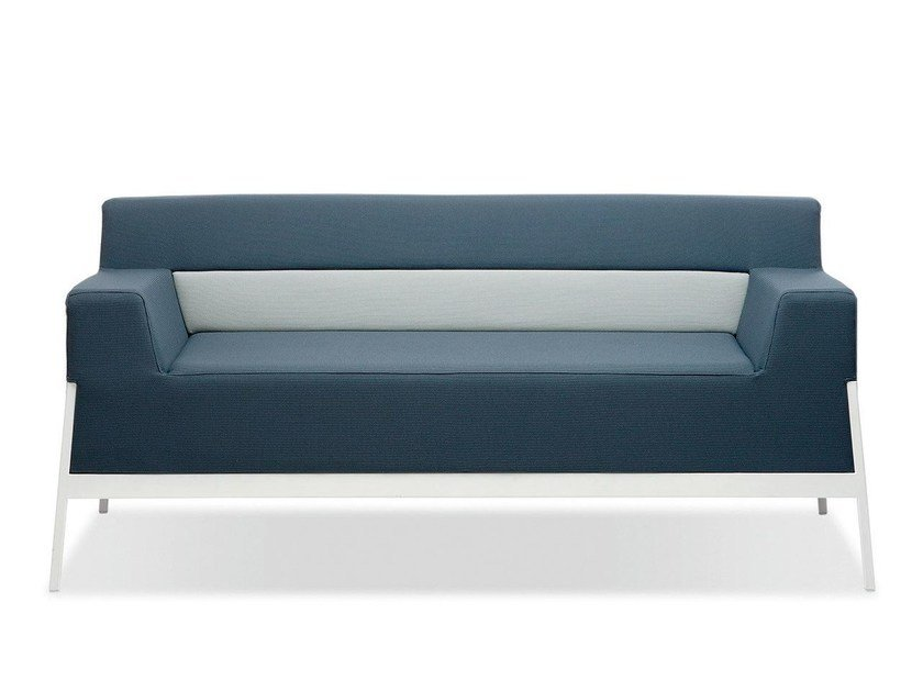 2 seater sofa STAND BY   Sofa by Emmegi