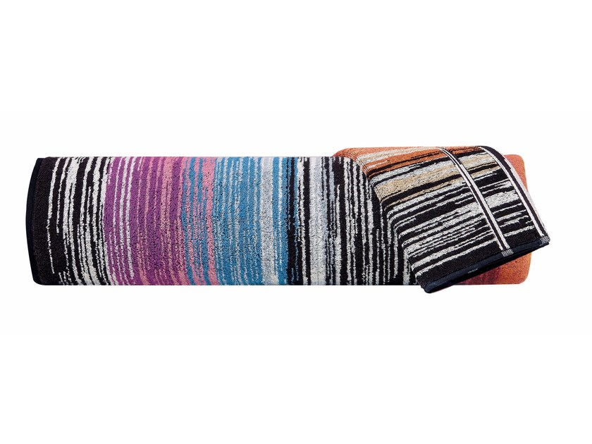 Cotton bath Towel STANLEY | Bath Towel - MissoniHome