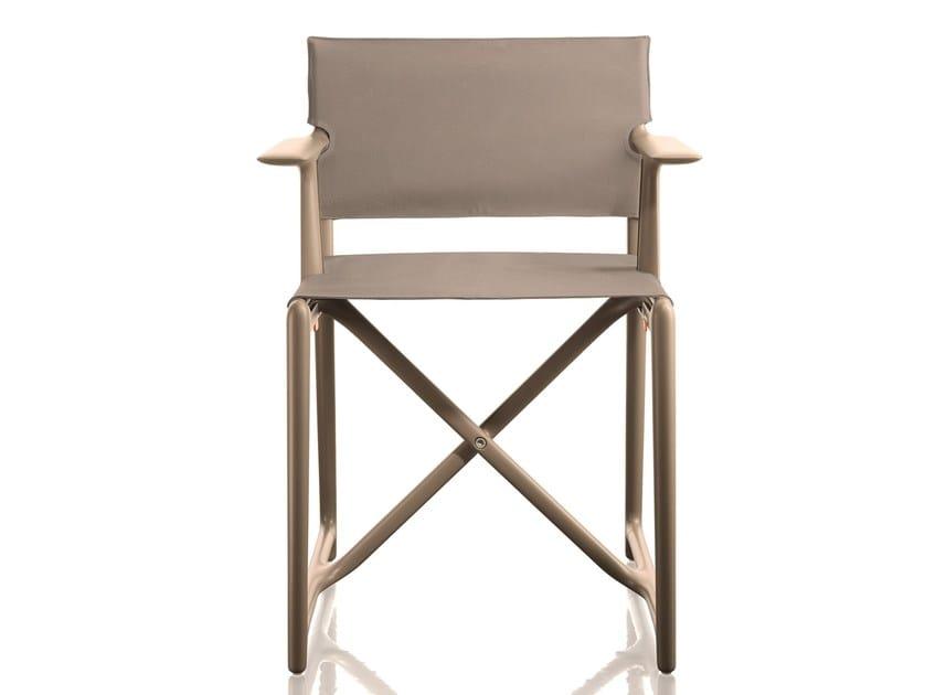Folding garden chair STANLEY - Magis