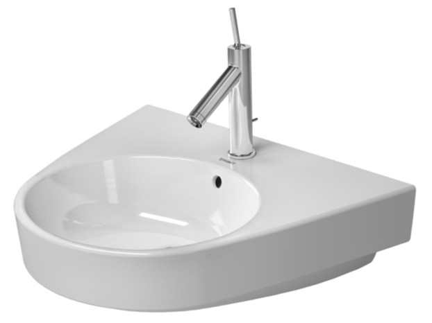 Countertop ceramic washbasin STARCK 2 | Countertop washbasin - DURAVIT
