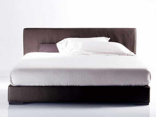 Bed with upholstered headboard STARDUST | Bed with upholstered headboard - Marac