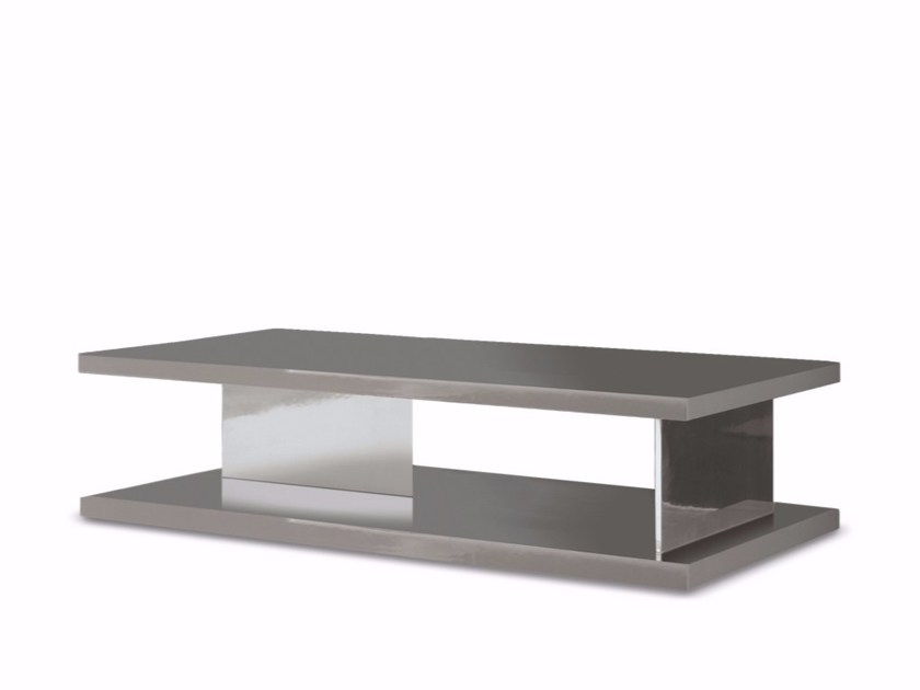 Lacquered side table STARR by Minotti