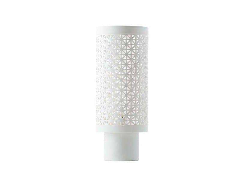 Porcelain table lamp STARS - Pols Potten