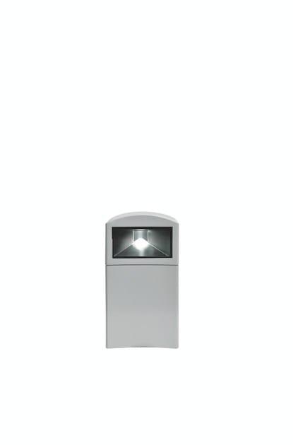 Aluminium bollard light STEP F.7995 - Francesconi & C.