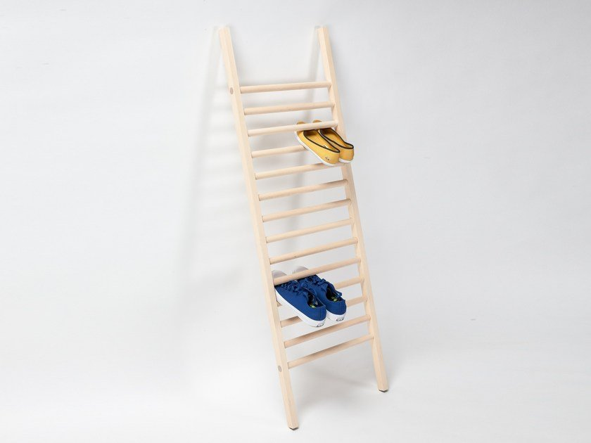 Wooden shoe cabinet STEP UP - EMKO UAB