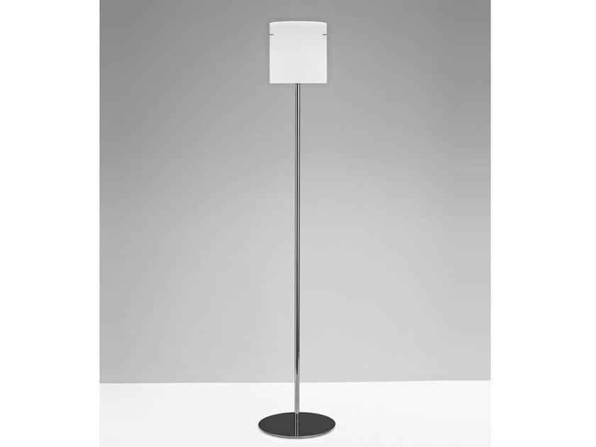Glass floor lamp STICK 240 | Floor lamp - Ailati Lights