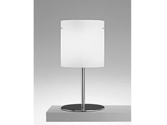 Glass table lamp STICK 240 | Table lamp - Ailati Lights