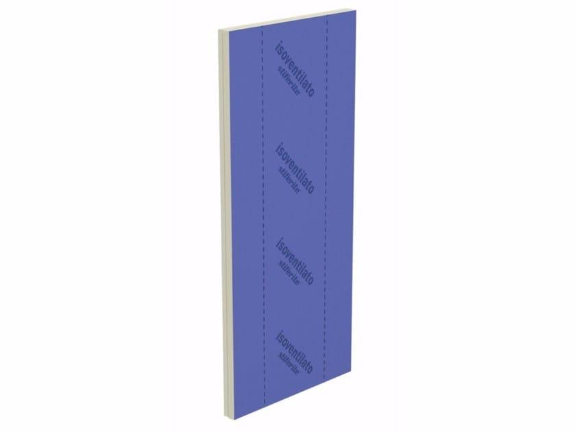 Ventilated roof system STIFERITE - STIFERITE