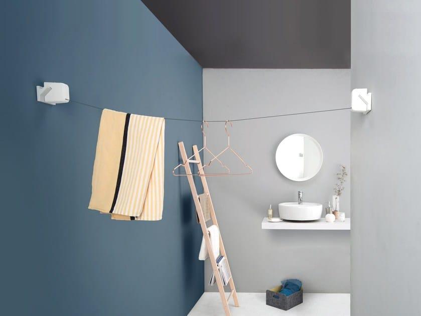 Wall hook / drying rack STOK LAUNDRY | Drying rack - Morita Aluminum Industry